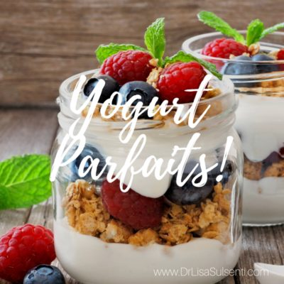 Yogurt Parfaits