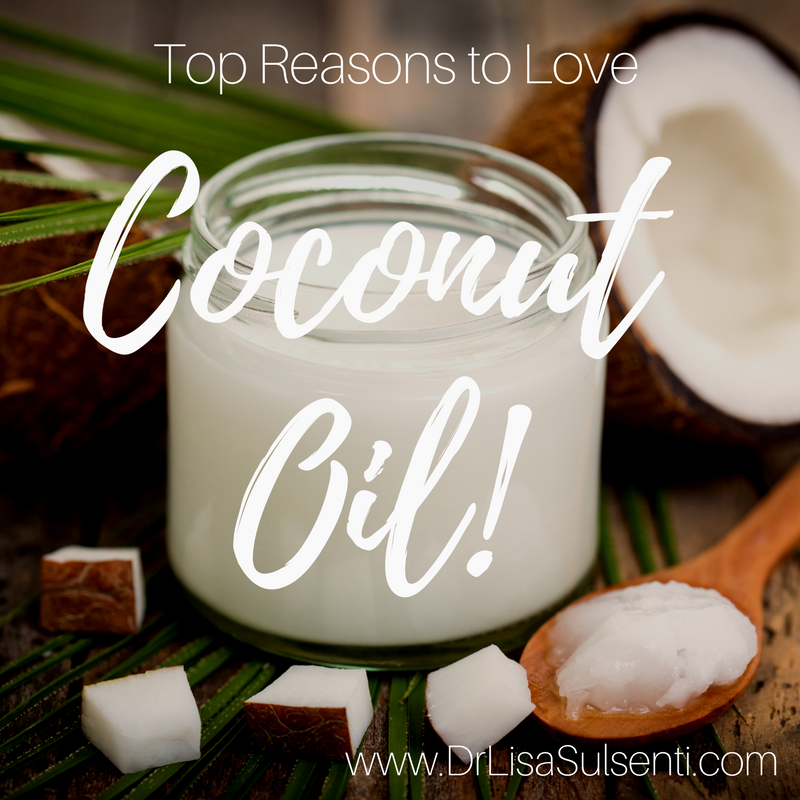 Top Reasons to Love Coconut Oil
